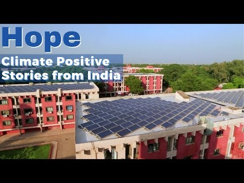 Hope: Climate Positive Stories from India