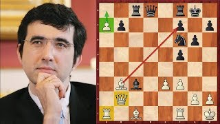 Шахматы. Владимир Крамник. На пути к званию Чемпиона Мира!