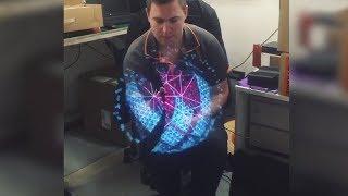 3D-Голограмма стала реальностью - Последнии разработки!
