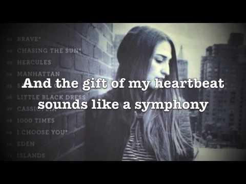 Sara Bareilles - Chasing the Sun Lyrics (HD)