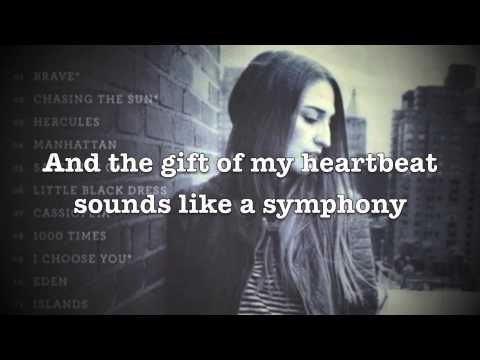 Sara Bareilles - Chasing the Sun Lyrics (HD)