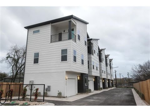 Multi-Unit Residential & Mixed Use Development In East Austin