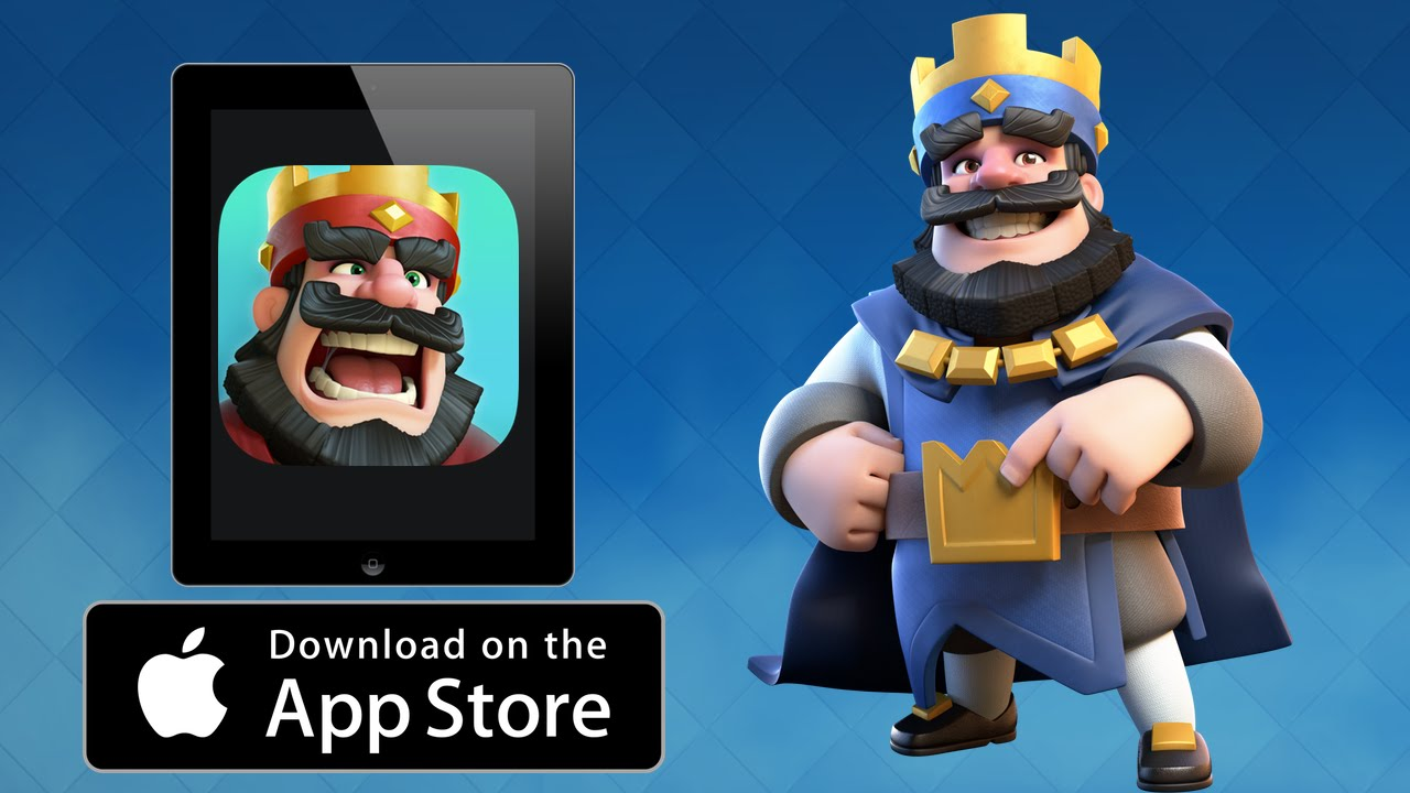 How to Download Clash Royale ANYWHERE! (iOS)