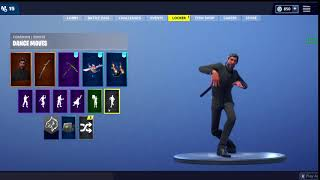 Fortnite Default Dance bass boosted (ear rape meme template)