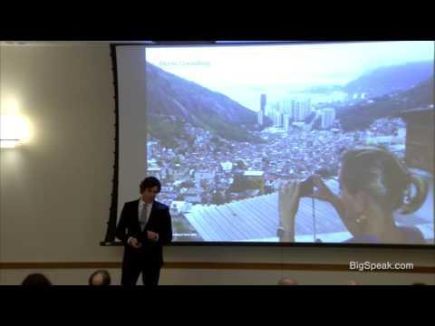 José Torres - Talks Nation Branding at Harvard University