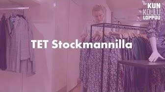 Kaupan alan TET: TET Stockmannilla