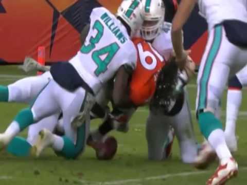 Denver Broncos vs Miami Dolphins Highlights Week 12 by All Football News