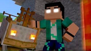 Minecraft - DINOCRAFT! #3 VIAGEM AO CENTRO DA TERRA!