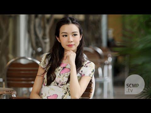 Miss Hong Kong Louisa Mak (麥明詩) says Occupy Central