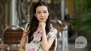 Miss Hong Kong Louisa Mak (麥明詩) says Occupy Central 'was a special moment in Hong Kong history'