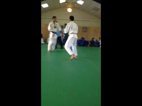 Judo Bahamas open