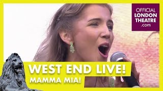 West End LIVE 2018: Mamma Mia!