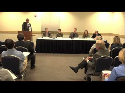 Inside the Peer Review Process: A Panel Discussion with GW Study Section Participants