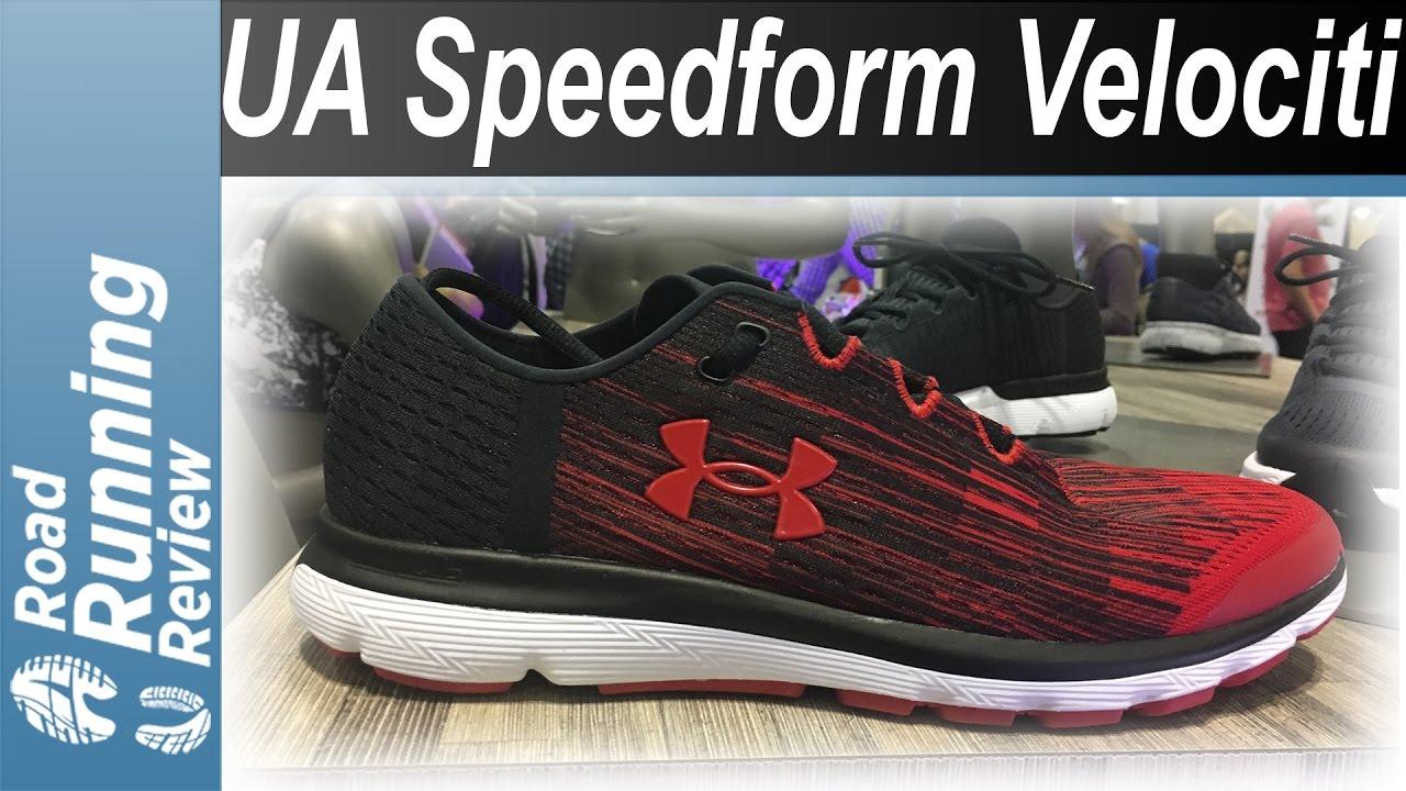 Under Armour Speedform Velociti Preview