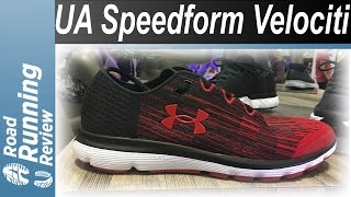 Under Armour Speedform Velociti Preview