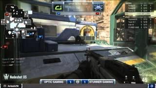 OpTic Gaming vs Stunner - Biolab CTF - UMG Orlando Grand Finals