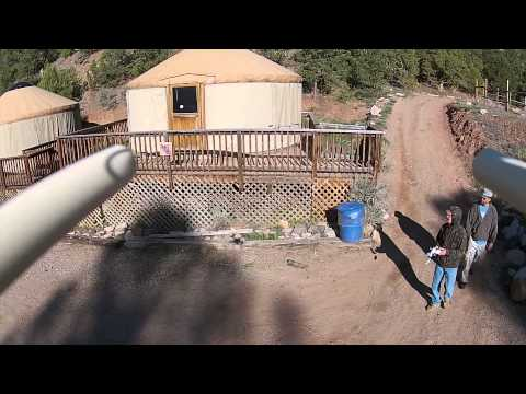 State Bridge Ampitheater BOND, Co  Quad Chopper Video 2