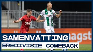Arjen Robben is back! | Samenvatting Almere City - FC Groningen | De Comeback