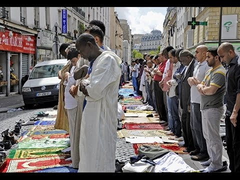 I understand some muslims migrants in France: disobey the law...