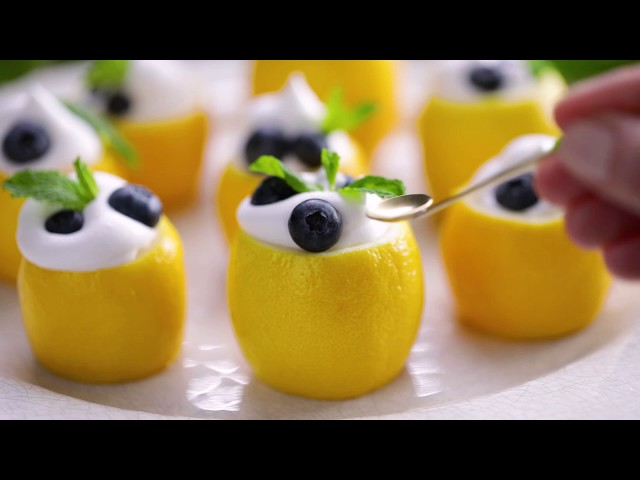 When Life Gives You Lemons... You Make Dessert!