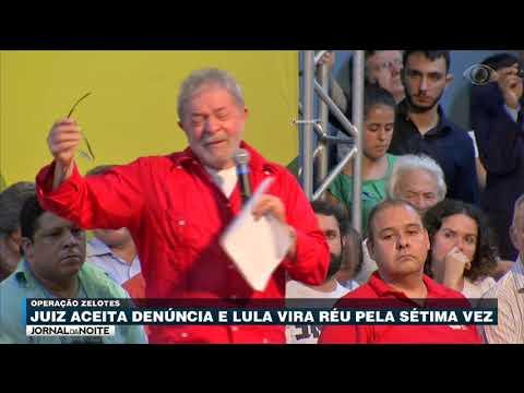 Juiz Aceita Denúncia E Lula Vira Réu Pela Sétima Vez