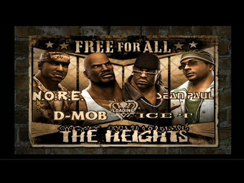 Def Jam Fight For NY (Request) - Free For at The Heights (Hard)