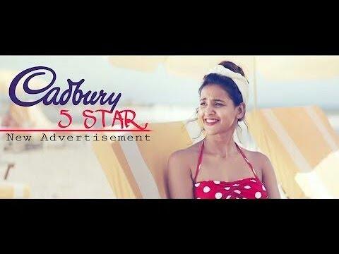 Introducing Cadbury 5 STAR New Ad _ Hindi _ [4k] Ad's World_Full-HD