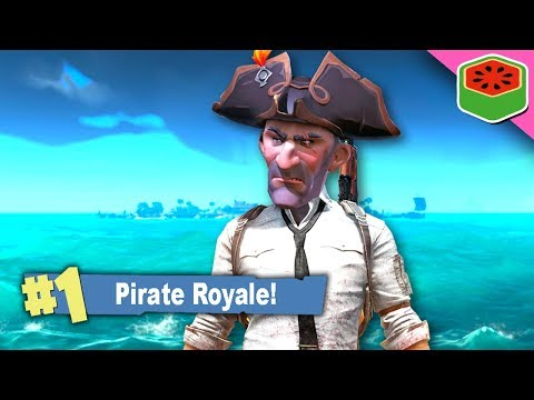 AWESOME PIRATE SHIP BATTLE ROYALE!   Maelstrom