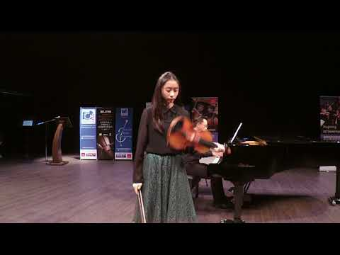 Hoi Khai Weing - First Prize, Young Artiste Category, Haydn Concerto in C, First Movement