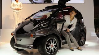 Toyota's Fully Electric Smart Car || Toyota Insect || Full Details And Features