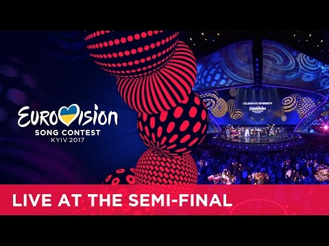 Recap of all the ten qualifiers of the first Semi-Final of the 2017 Eurovision Song Contest