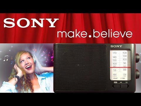 Sony ICF-506 FM AM Radio Review