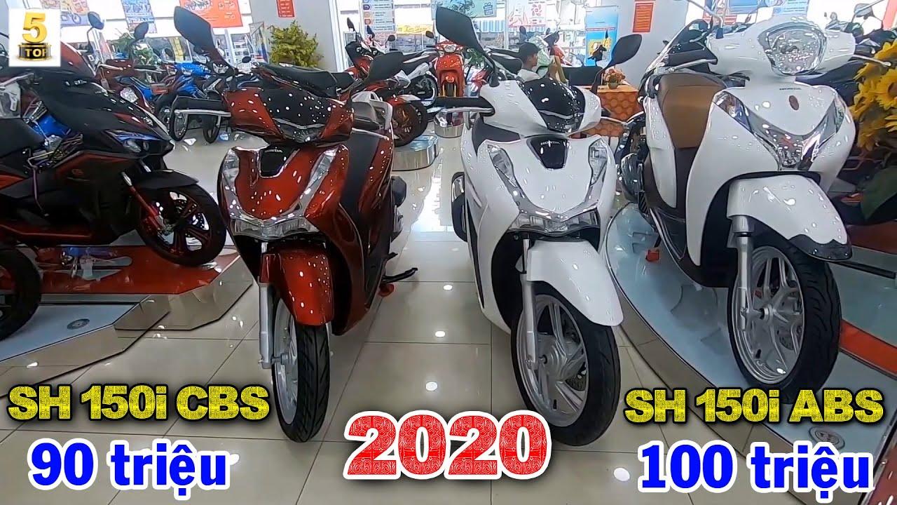 Giá Honda SH 2020 giảm SẬP SÀN mùa DỊCH COVID-19 ▶️ Giá SH 2020 tốt nhất CẢ NƯỚC 🔴 TOP 5 ĐAM MÊ