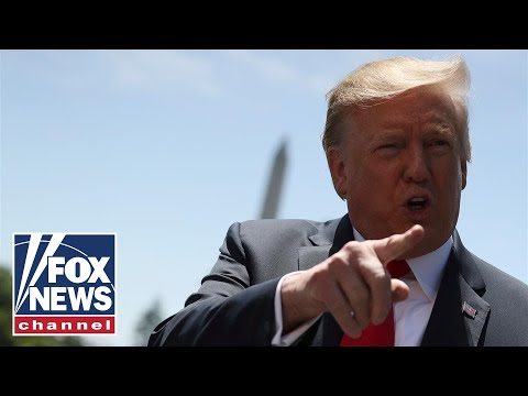 Trump urges Dems to 'get over their anger' about Mueller report
