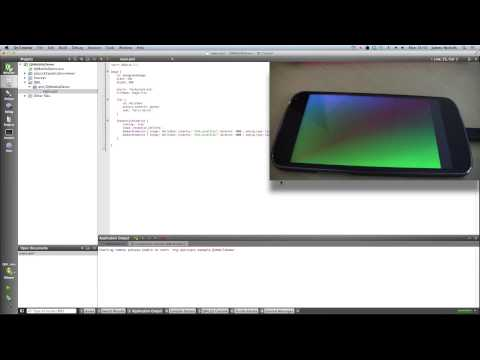 Getting Started with Qt Mobile
