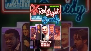 Red Light Comedy Live from Amsterdam Volume Five