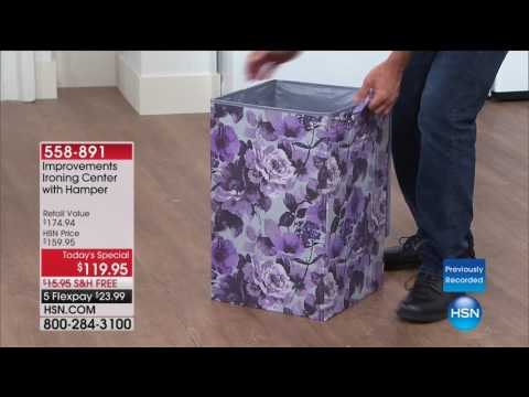 HSN   Laundry Room Solutions 08.04.2017 - 06 AM