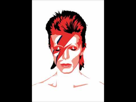 David Bowie - Ziggy Stardust (2012 Electronic Cover Version) mp3