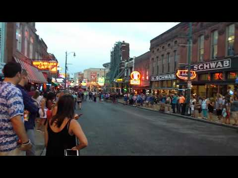 Memphis Beale Street Flippers Aug 13 2016