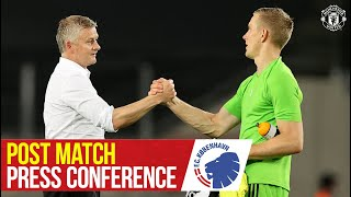 Post Match Press Conference | Manchester United 1-0 FC Copenhagen | UEFA Europa League