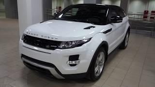 Купить Land Rover Range Rover Evoque 2012 г.в. - Москва