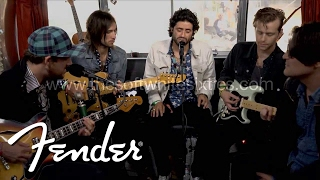 """The Soft White Sixties Perform """"Up To The Light"""" 