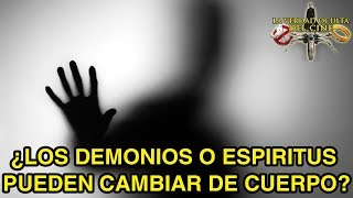 LOS DEMONIOS O ESPIRITUS PUEDEN CAMBIAR DE CUERPO? analisis FALLEN 1998