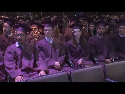 RSM MBA and EMBA graduation 2018