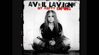 Avril lavigne - My happy Ending (lyrics)
