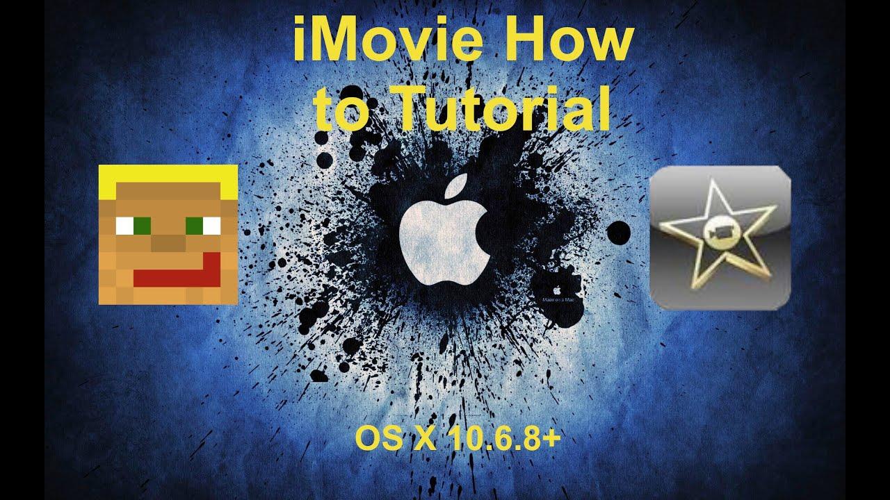 MAC GRATUIT GRATUIT TÉLÉCHARGER IMOVIE 10.6.8