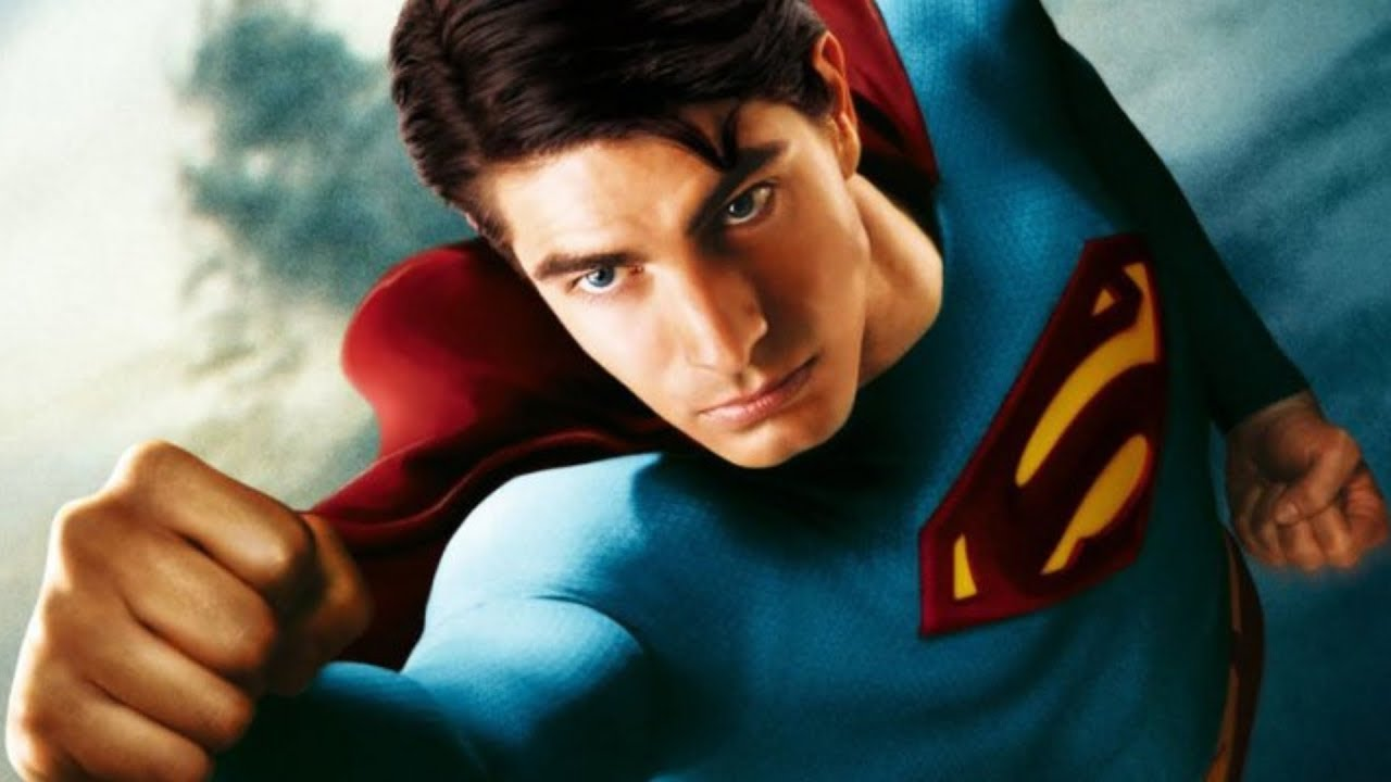 The Surprising Reason Why Brandon Routh Is Returning As Superman - YouTube