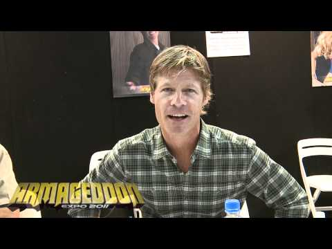 Joel Gretsch at Armageddon Sydney 2011