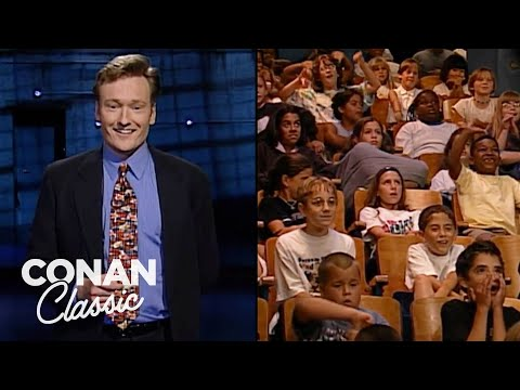 Conan's All Kids Audience Show -