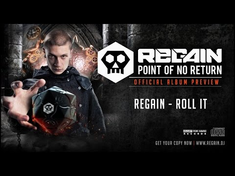Regain - Roll It | Official Album Preview